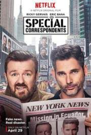 Enjoy SPECIAL CORRESPONDENTS 2016 MOVIE by downloading it from our safe and direct links for free.We have latest collection of Hollywood movies son enjoy them with your family and fiends