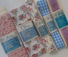 Offray Craft & Floral Ribbon Vintage Craft by jeanienineandme