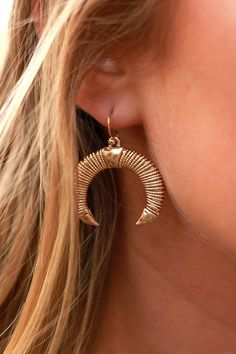Favor The Bold Earrings