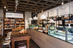 Abarrotes - obchod, pekáreň a reštaurácia v jednom