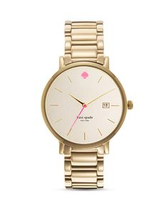 kate spade new york Gramercy Grand Bracelet Watch,