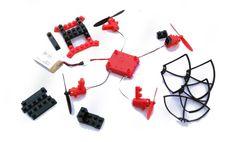 Diy Building Block Drone - - All The Way, Drones, Flyers, Challenge, Concept, Spaces, Digital, Building, Easy