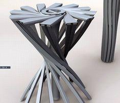 Folding Chair by Patrick Jouin » Yanko Design