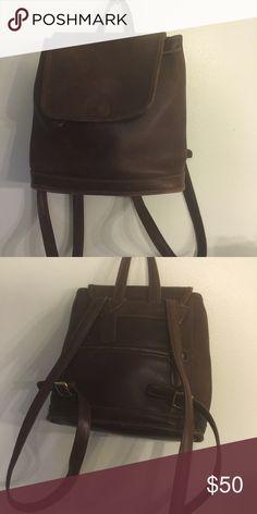 Backpack Vintage coach backpack , no tears or rips. Bags Backpacks