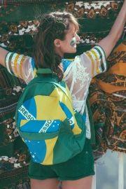 mochila bandeira brasil