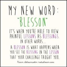 """Blesson"" Mary Kay and life's lessons"