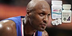 Lamar Odom Drug Abuse —Kardashians Fear He's Hooked On OxyContin & Ambien
