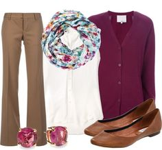 """Teacher, Teacher 108"" by qtpiekelso ❤ liked on Polyvore"