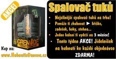 Můj oblíbený spalovač a DÁREČKY zdarma najdeš na: www.hubnutisdancou.cz   Danča.