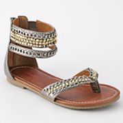 One of the many adorable girls' sandals by Candie's available at Kohl's.