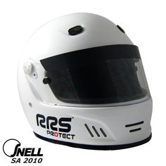 RRS Protect Circuit FIA SNELL SA2010 helmets without Hans clips