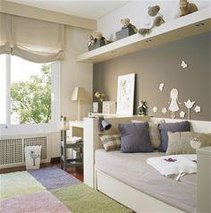 Pintura: cambia tu casa con los efectos del color · ElMueble.com · Escuela deco