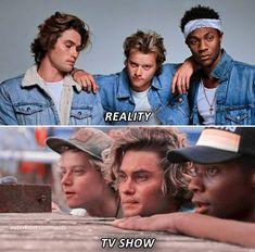 Show vs reality