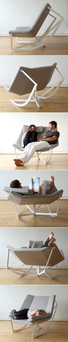 Rocking Chair  Markus Krauss