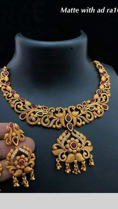 Choose Your Own Jewelry Styles Indian Wedding Jewelry, Indian Jewelry, Gold Jewellery Design, Gold Jewelry, Resin Jewellery, Temple Jewellery, Bridal Jewellery, Gold Necklace Simple, Golden Necklace