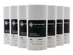 Natural Deodorant net wt. 2.8oz