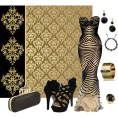 Classy Chic 109, created by #tes-coll on #polyvore. #fashion #style Mojo Moxy