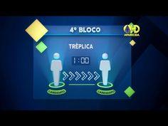 ▶ Debate | Debate Presidencial promovido pela CNBB - 16 de Setembro de 2014 (4º Bloco) - YouTube