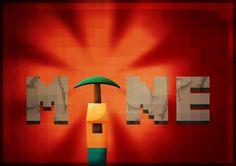 Mine Craft Poster