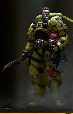 Primaris Space Marine,Space Marine,Adeptus Astartes,Imperium,Империум,Warhammer 40000,warhammer40000, warhammer40k, warhammer 40k, ваха, сорокотысячник,фэндомы,Imperial Fists,Reiver,Bobot073