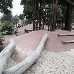 Alexander W. Kemp Playground - Cambridge, MA, United States
