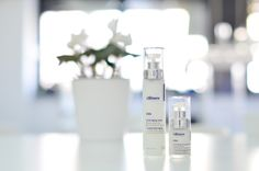 UNA Anti-ageing Cream Face & Eyes #ivatherm #herculanethermalwater #wrinkles #plantstemcell #beauty