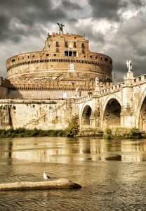 Castel Sant'Angelo, Rome Italy