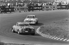 1970 Zandvoort Nationale Races Han Akersloot Wim Boshuis