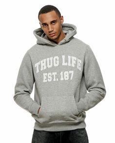 Thug Life Est. 187 Hoody