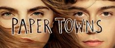 The film was better than the book? For Paper Towns, it just might be. Paper Towns Film, John Green Paper Towns, An Abundance Of Katherines, John Green Books, Looking For Alaska, 2015 Movies, The Fault In Our Stars, Book Summaries, Cara Delevingne