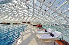 Yas Hotel, Asymptote Abu Dhabi