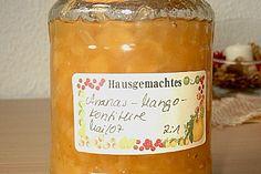 Ananas - Mango Konfitüre (Rezept mit Bild) von zarterPfirsisch | Chefkoch.de