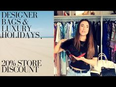 Check out the new video on my channel! LUXURY SHOPPING FOR LESS Vs buying LUXURY HOLIDAYS https://youtube.com/watch?v=wTRkzcQ1lZA
