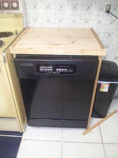 Best Cabinet For Dishwasher 1 Free Standing Dishwasher 400 x 300
