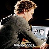(gif) I loved Tom in this role. He was pissed in this episode. I would have reacted the same way, or possibly just shot the phone lol