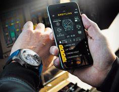 Breitling a aussi une montre connectée : la B55 Connected