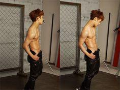 Hyunsik (현식) of BtoB    * O *