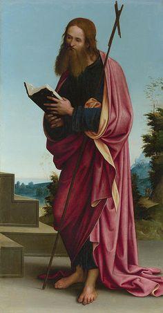 Saint Philip  Lorenzo Costa