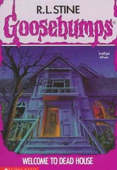 5. 90's Thriller: Goosebumps! #momselect #backtoschool