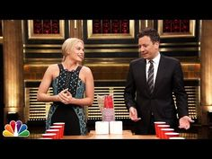 The Tonight Show Starring Jimmy Fallon: Flip Cup with Margot Robbie