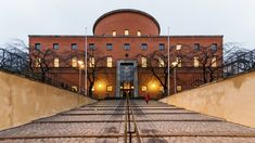"""Caruso St John to """"restructure"""" Asplund's Stockholm City Library."""