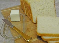 Gluten Free Bread Machine Recipe: White Bread