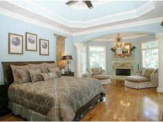 3732 Pintail Circle Gainesville, GA 30506 | Master Bedroom