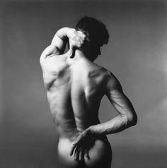 Iconic Rudolf Nureyev by Richard Avedon, 1961