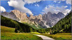 Dolomiti - Val Venegia