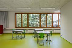 Galería de Colegio de distrito en Bergedorf / blauraum Architekten - 4