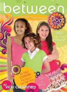 between God and me:  a study of Proverbs for tween girls