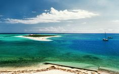 Aerial view of Dry Tortugas National Park. Photo by Xuan Che// Getty Images