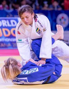 Blog Esportivo do Suíço:  Cheia de confiança, Sarah Menezes persegue ouro inédito no GS de Paris