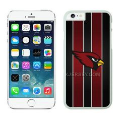 http://www.xjersey.com/arizona-cardinals-iphone-6-cases-white30.html ARIZONA CARDINALS IPHONE 6 CASES WHITE30 Only $21.00 , Free Shipping!